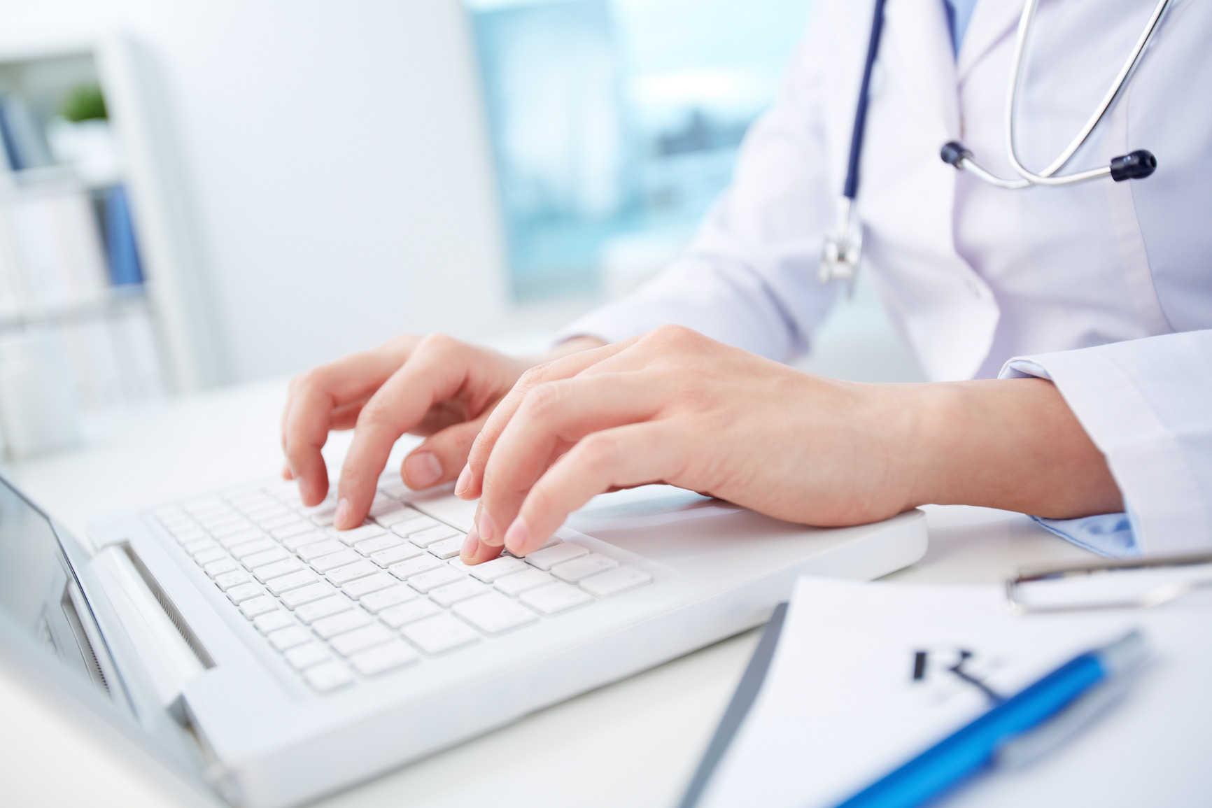 Computerization of healthcare system