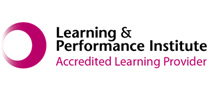 learning and performance institute accredited learning provider logo