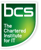 the chartered institute for IT logo